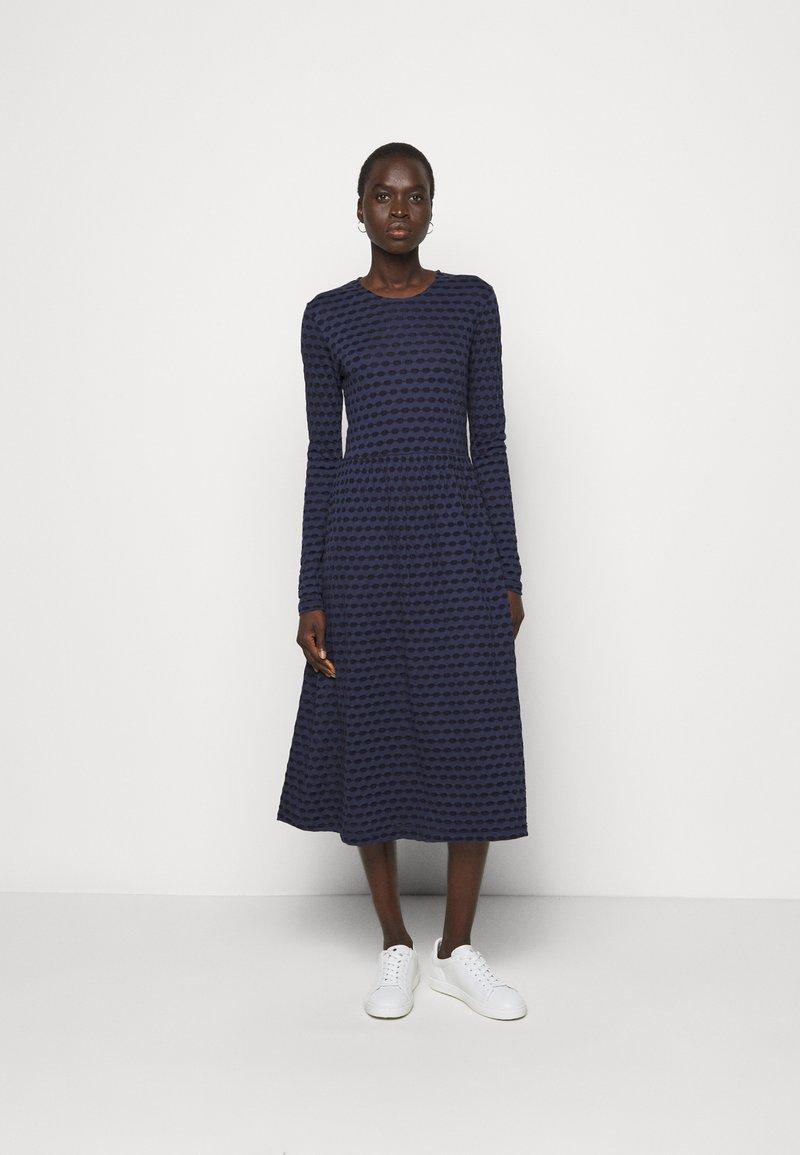 Libertine-Libertine - TEAM JUMPER DRESS - Denní šaty - blue