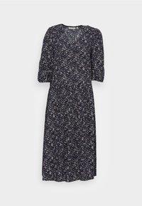 VIKSA LONG DRESS - Denní šaty - marine blue