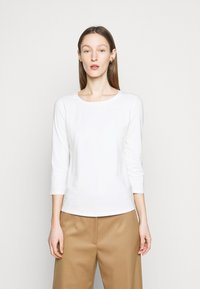 WEEKEND MaxMara - MULTIA - Long sleeved top - weiss - 0