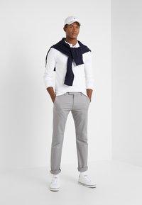 Polo Ralph Lauren - PIMA KNT - Polo shirt - white - 1