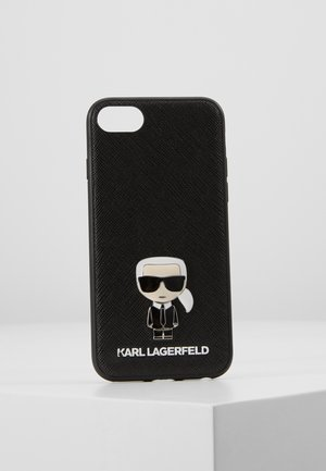 IKONIK PIN 8 - Phone case - black