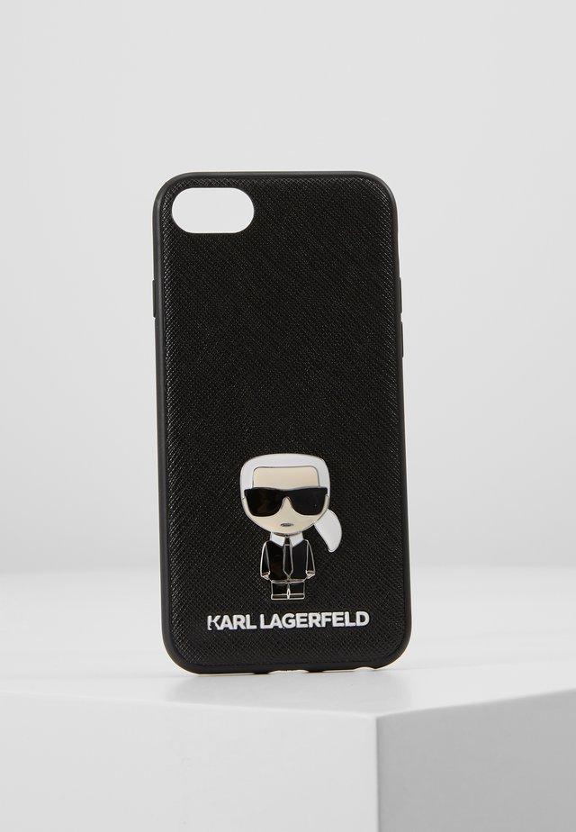 IKONIK PIN 8 - Phone case - black