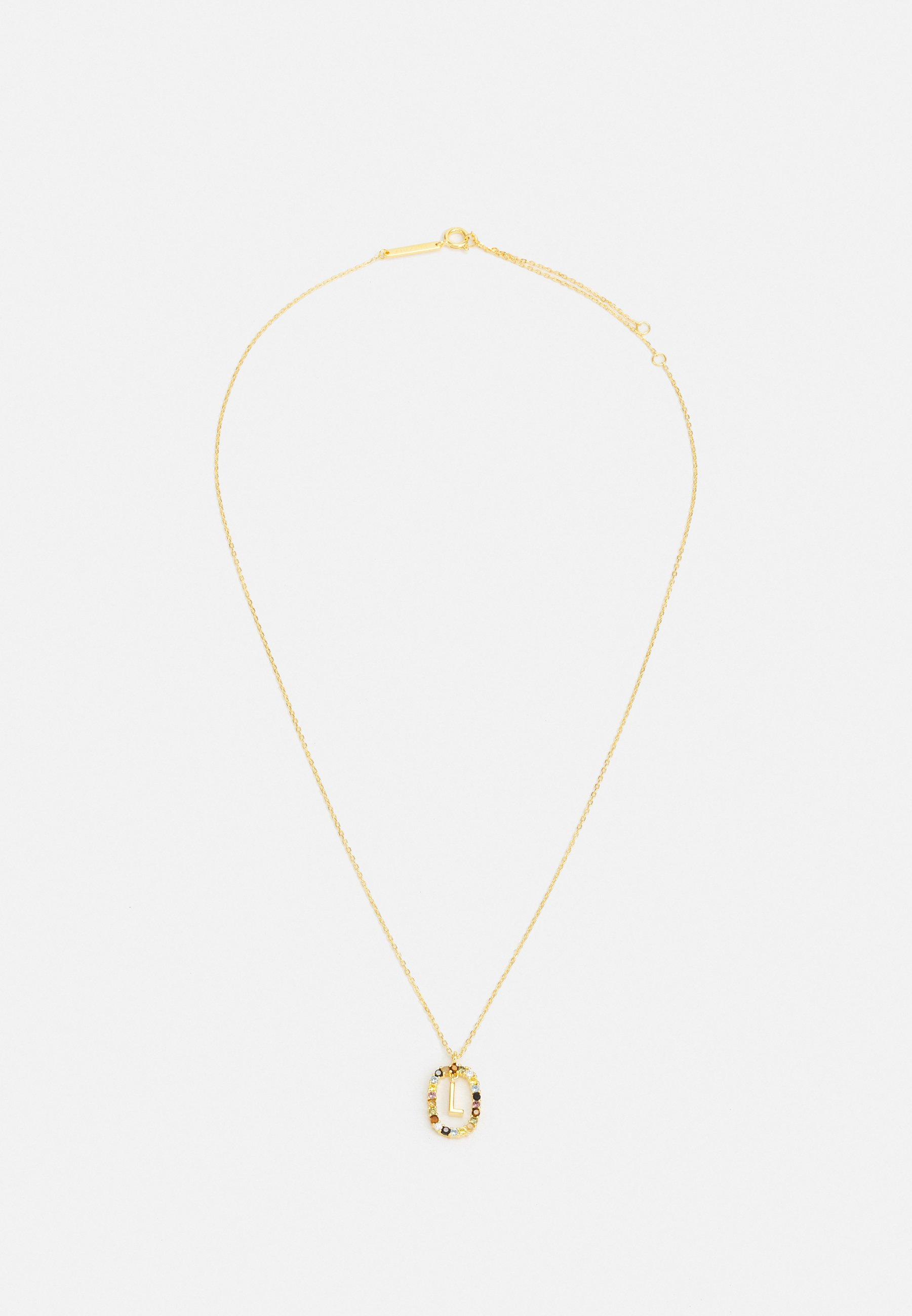 Mujer LETTER NECKLACE - Collar