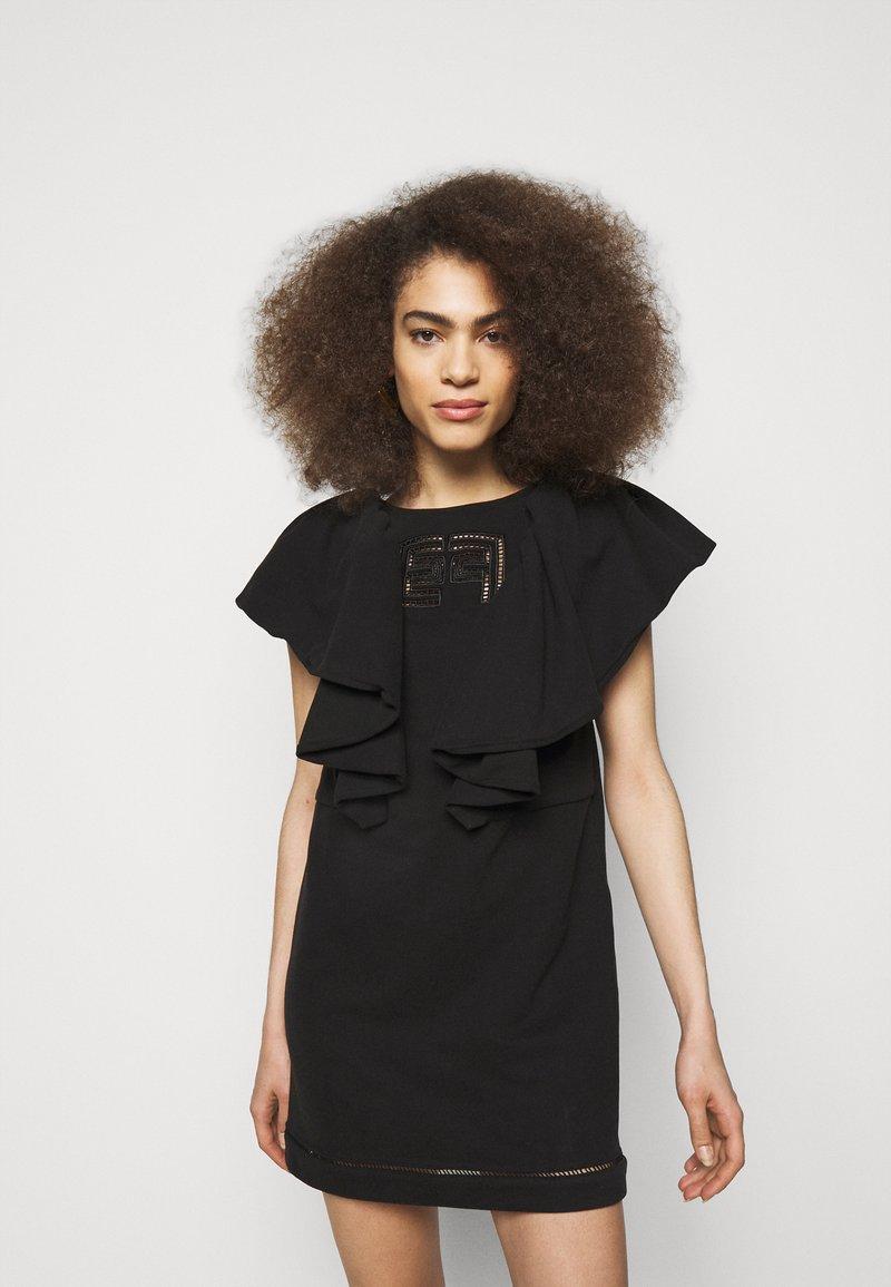 Elisabetta Franchi - Sukienka letnia - nero