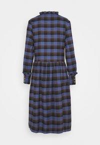 Libertine-Libertine - ALLEY DRESS - Denní šaty - royal blue check - 6