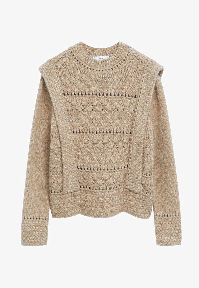 Sweter - grezzo
