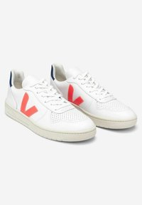 Veja - Trainers - extra-white/orange/cobalt - 1