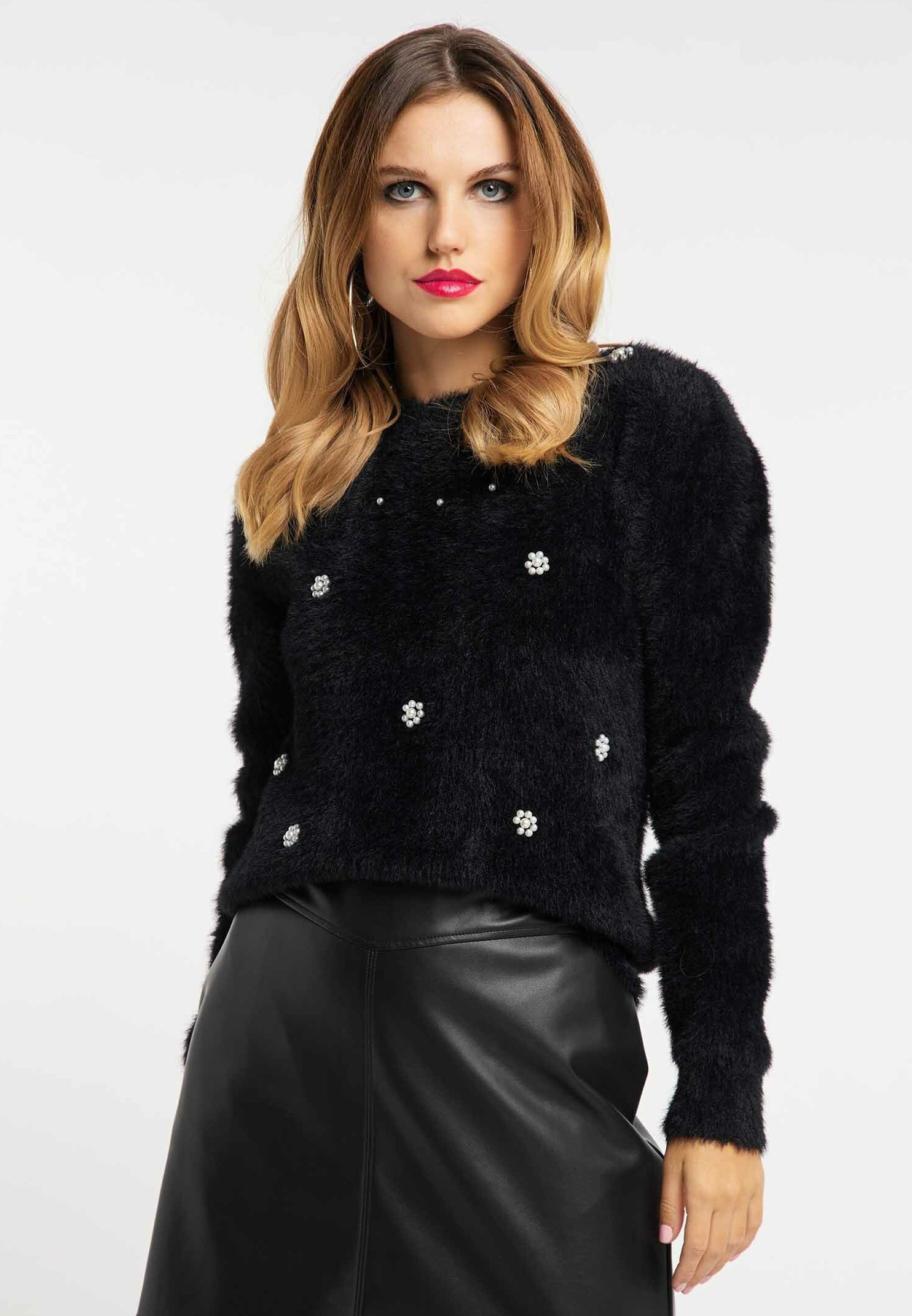 Sale Women's Clothing faina Jumper black wfTRX1nKG