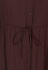 Zizzi - Day dress - dark bordeaux - 3