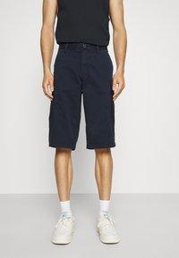 s.Oliver - BERMUDA - Shorts - dark blue - 0