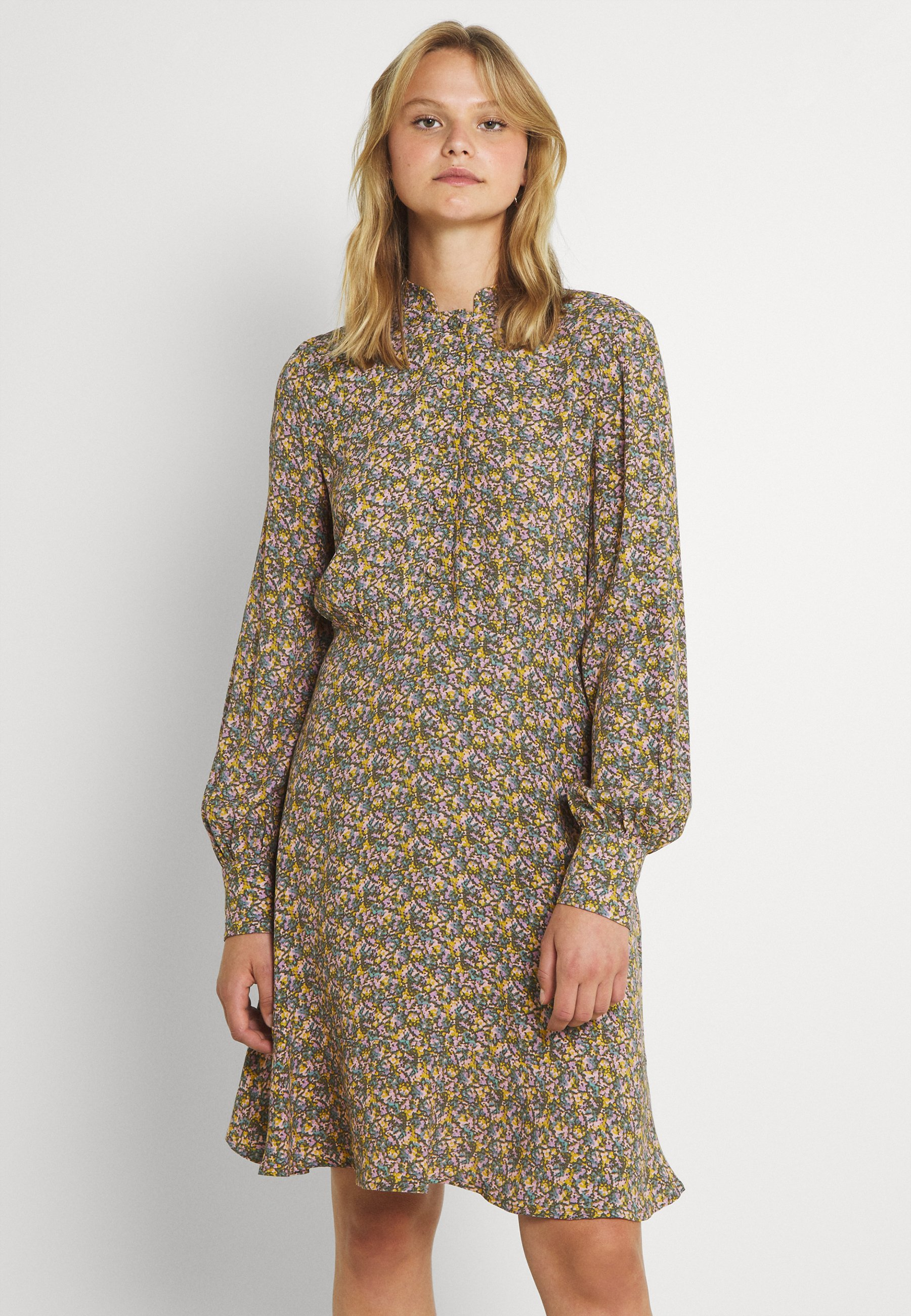 Women NUCHABELLY DRESS - Day dress