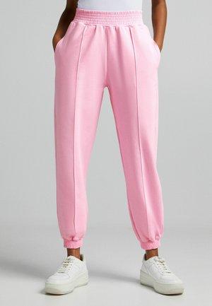 MIT BUND  - Teplákové kalhoty - pink