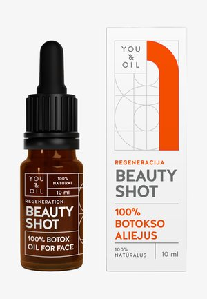 SERUM BOTOX OIL E - Siero - -