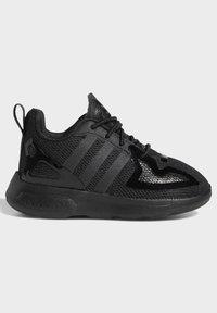 adidas Originals - LA TRAINER LITE SHOES - Scarpe primi passi - black - 8