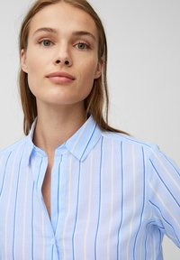 Marc O'Polo - Button-down blouse - blue - 4