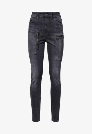 SUPER SKINNY - Jeans Skinny Fit - worn in slate