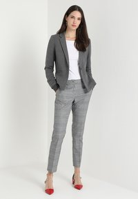 Culture - EVA - Blazer - dark grey - 2