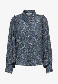 ONLY - Button-down blouse - cloud dancer - 4