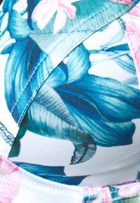 DORINA CURVES - PARADISE COVE - Bikini top - blue - 2