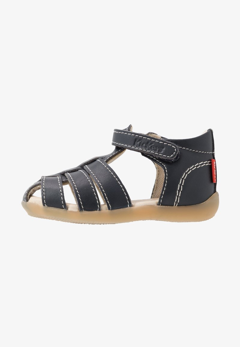 Kickers - BIGFLO - Vauvan kengät - marine fonce