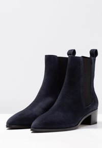 Aeyde - LOU - Classic ankle boots - navy - 4