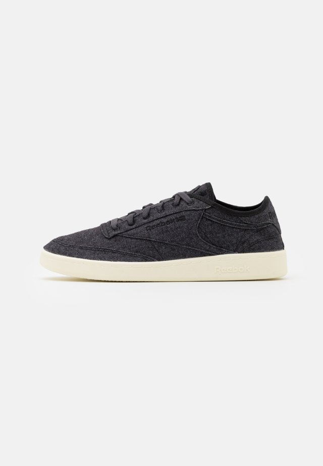 CLUB C W&C UNISEX - Sneakers basse - black/chalk