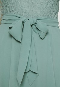 Esprit Collection - PER DRESS - Cocktail dress / Party dress - dark turquoise - 6