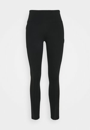 EPIC LUXE COOL - Legging - black/silver