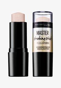 Maybelline New York - MASTER STROBING STICK - Highlighter - 100 light - 0