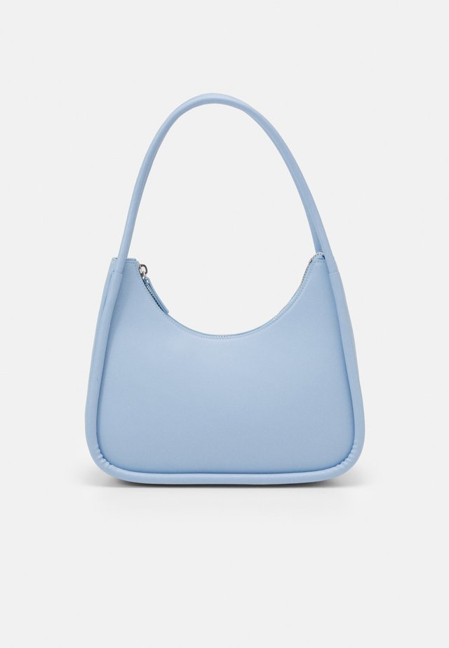 EBBIS BAG - Sac à main - blue dusty light