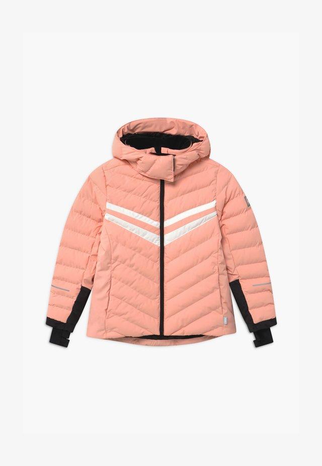 AUSTFONNA - Snowboardjas - powder pink