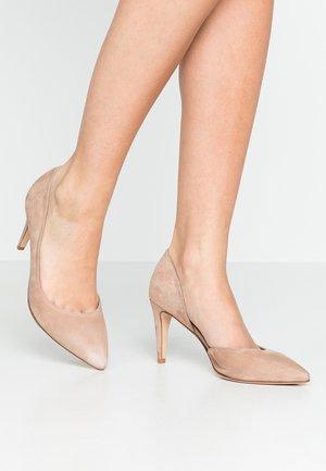 UMA - Classic heels - nude