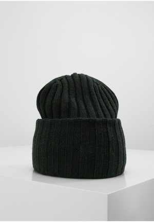 KULLA - Beanie - dark green