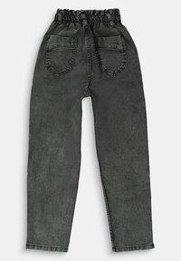 Esprit - Straight leg jeans - grey dark washed - 1