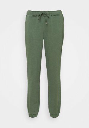 MEGHAN PANTS - Pantaloni sportivi - duck green