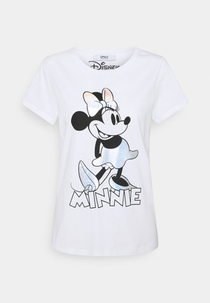 ONLDISNEY MIX BOX - Camiseta estampada - white