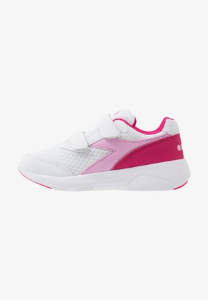 EAGLE 3  - Neutral running shoes - white/beetroot pink