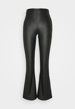 PENNY TROUSERS - Trousers - black