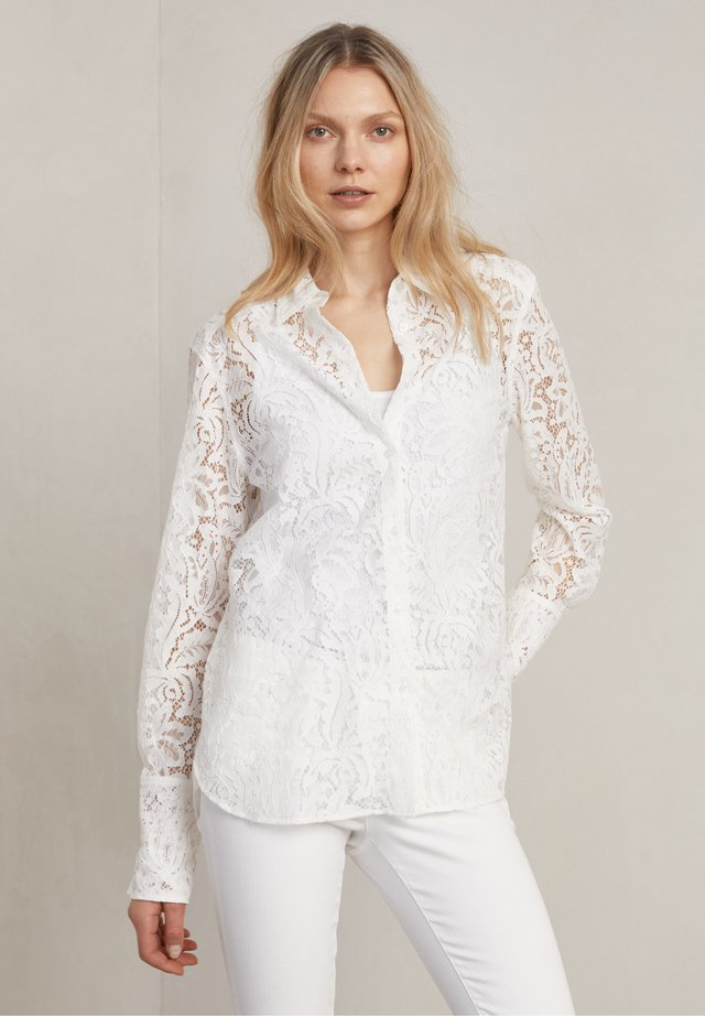 REED - Camicia - frosty chalk
