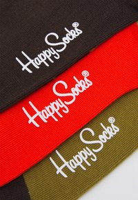 Happy Socks - CLASSICS 3 PACK - Socks - multi browns - 1
