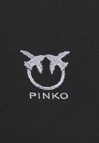 Pinko - BUSSOLANO  - T-shirt imprimé - black - 6