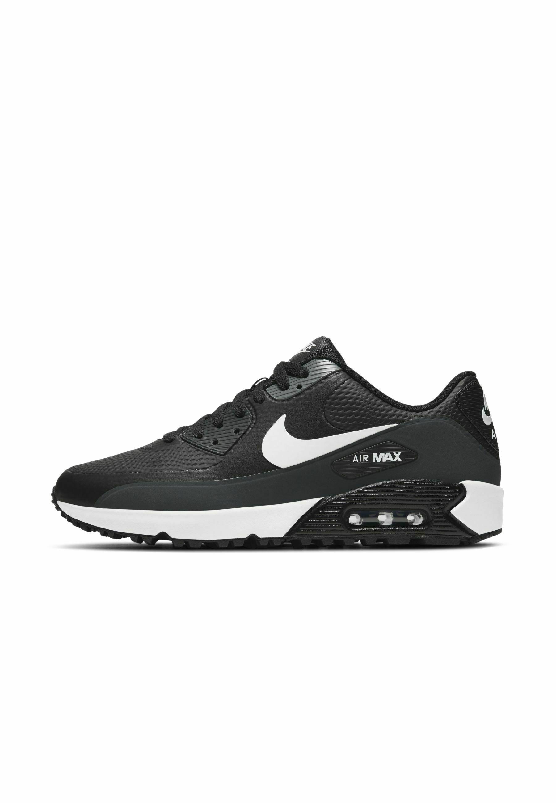 AIR MAX 90 G - Chaussures de golf - black/white-anthracite-cool grey
