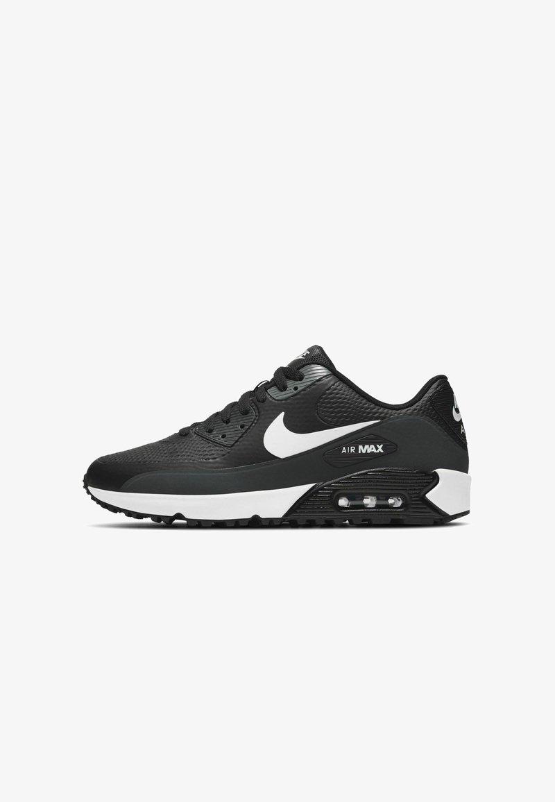 Nike Golf - AIR MAX 90 G - Golfskor - black/white-anthracite-cool grey