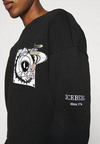 Iceberg - FELPA - Sweatshirt - nero - 5