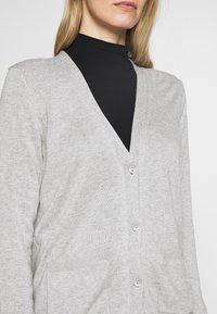 Esprit - CARDIGAN - Gilet - light grey 5 - 5