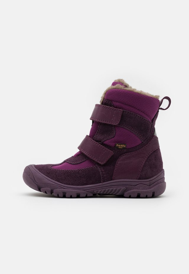 LINZ TEX MEDIUM FIT - Winter boots - purple