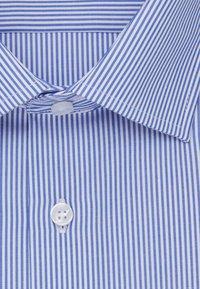 Seidensticker - SHAPED FIT - Shirt - blue - 8
