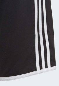 adidas Performance - Swimming shorts - black - 4