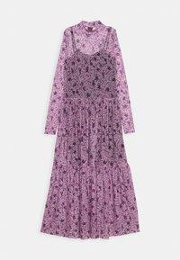 MYS DRESS - Maxi šaty - pink