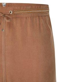 LeComte - A-line skirt - braun - 2